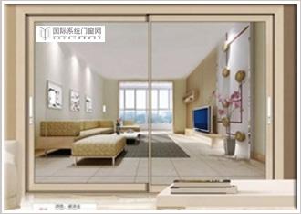 国际系统门窗网站案例 网站规划及设计